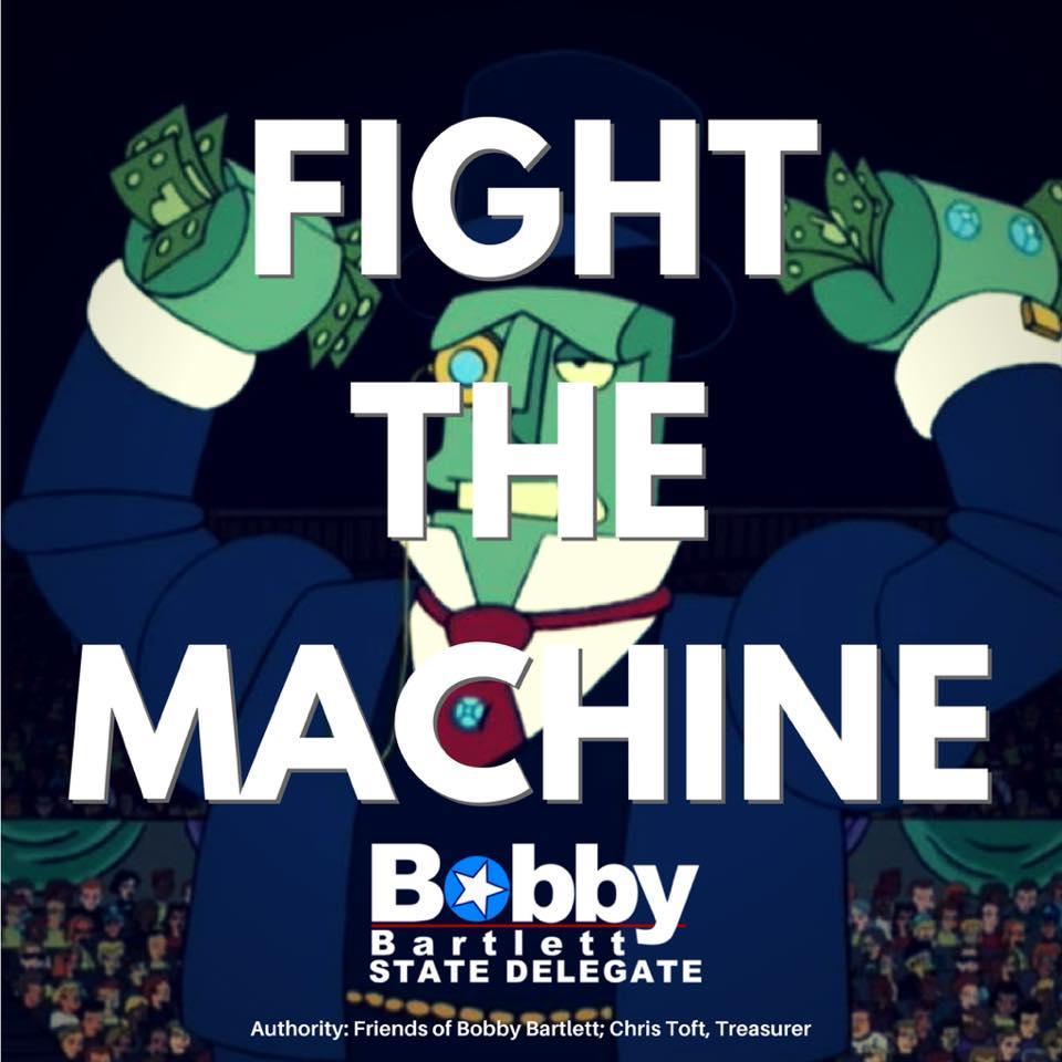 BillionaireBot-Fight The Machine
